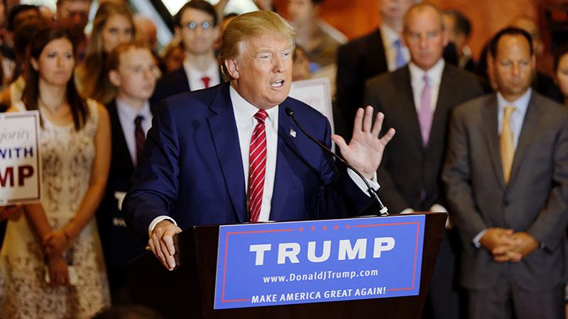 Donald Trump sur un attentat en Suède : l'énorme mensonge des médias